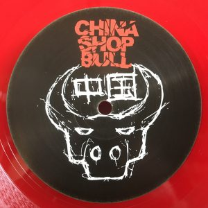 China Shop Bull Artwork